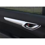 Накладки на внутренние ручки дверей для Mazda CX-5 2017-н.в.