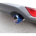 Насадки на выхлопные трубы для Mazda CX-5