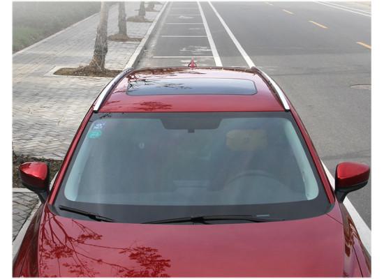 Рейлинги для Mazda CX-5 2017-н.в. (фото)