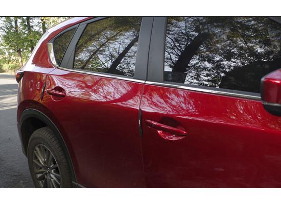 Защитные накладки дверей для Mazda CX-5 2017-н.в.