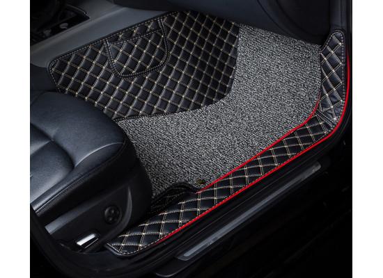 Кожаные коврики для Mercedes-Benz C W205 2014-н.в.