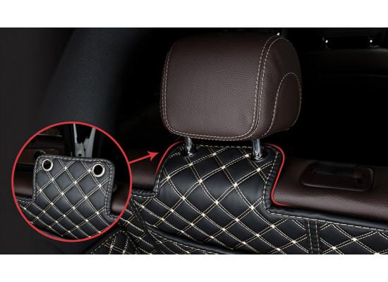 Кожаная обивка багажника для Mercedes-Benz GLC 2015-19