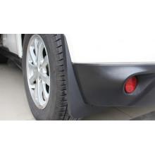 Брызговики для Mitsubishi ASX 2012-н.в. (фото)