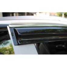 Дефлекторы окон (ветровики) для Mitsubishi ASX 2012-н.в. (фото)