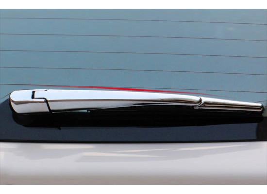Хромированная накладка на заднюю щетку для Mitsubishi ASX 2012-н.в. (фото)