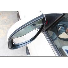 Козырьки на зеркала для Mitsubishi ASX 2012-н.в. (фото)