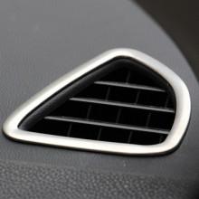 Накладки на  боковые воздуходувы для Mitsubishi ASX 2012-н.в. (фото)