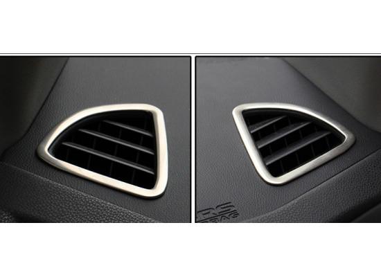 Накладки на  боковые воздуходувы для Mitsubishi ASX 2012-н.в.