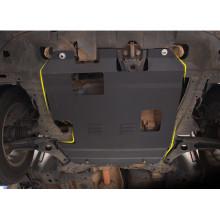 Защита двигателя для Mitsubishi ASX 2012-н.в. (фото)