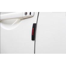 Защитные накладки на двери для Mitsubishi ASX 2012-н.в. (фото)