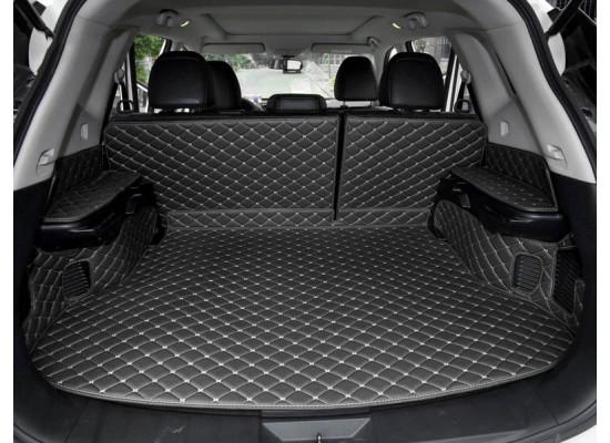 Кожаная обивка багажника для Nissan X-Trail 3 Рестайлинг 2017-н.в