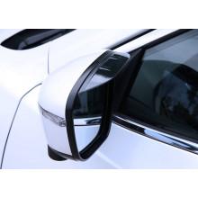 Козырьки на зеркала для Nissan X-Trail 3 Рестайлинг 2017-н.в