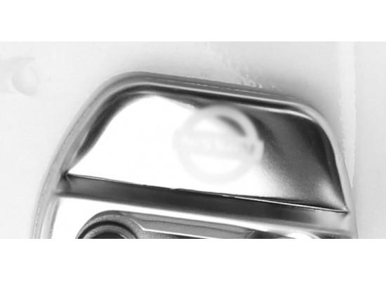 Накладки на фиксаторы замков для Nissan X-Trail 3 2013-н.в.
