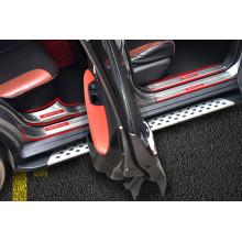 Накладки на пороги для Nissan X-Trail 3 2013-н.в.