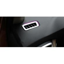 Накладки на воздуходувы для Nissan X-Trail 3 2013-н.в