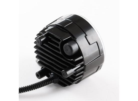 Светодиодные ПТФ с линзой и ДХО Nissan-Infiniti круглые