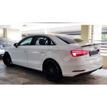 Спойлер для Audi A3 2014-16