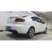 Спойлер для Mazda 3 2003-09