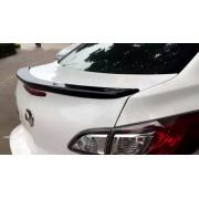 Спойлер для Mazda 3 2009-13