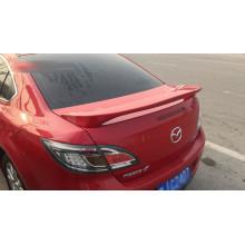 Спойлер для Mazda 6 2 и 2 Рестайлинг 2007-13 Вариант 2