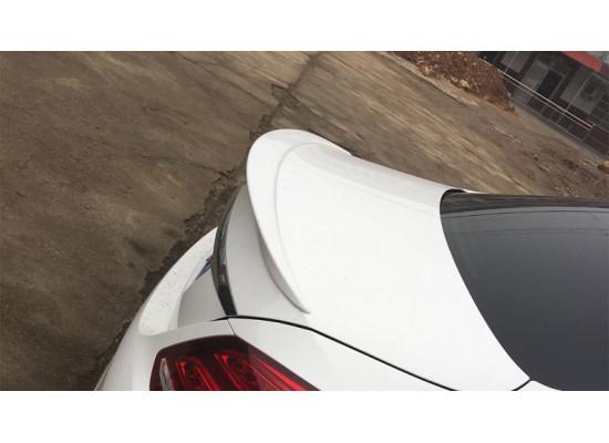 Спойлер для Mercedes-Benz C class 2014-16