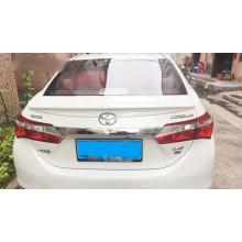 Спойлер для Toyota Corolla 11 и 11 Рестайлинг 2012-19