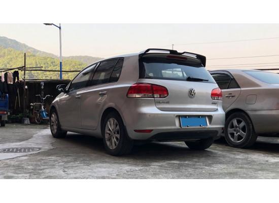 Спойлер для Volkswagen Golf 6 2008-12
