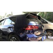 Спойлер для Volkswagen Golf 7 2012-17
