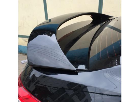 Спойлер с дублирующим световым сигналом для Toyota Corolla 11 и 11 Рестайлинг 2012-19