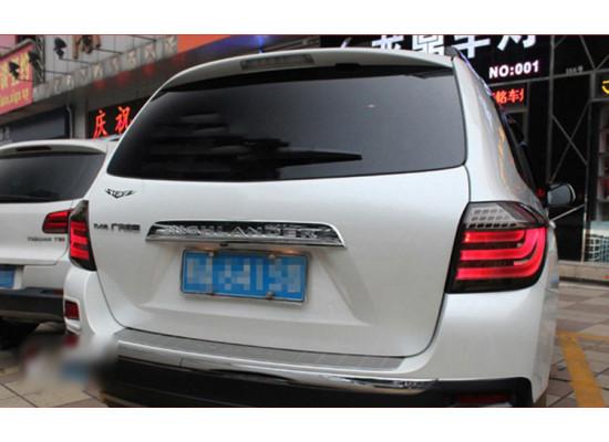 Задние фонари для Toyota Highlander 2010-13. Вариант 1 (фото)