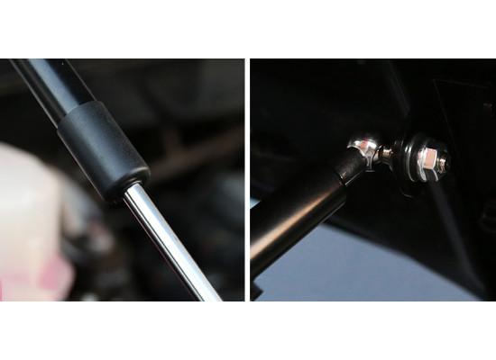 Газовый упор капота для Toyota Highlander 3 2016-н.в. (фото)