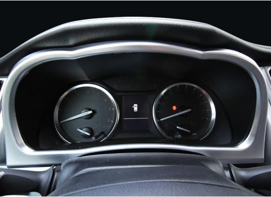 Накладка на приборную панель для Toyota Highlander 3 2016-н.в.