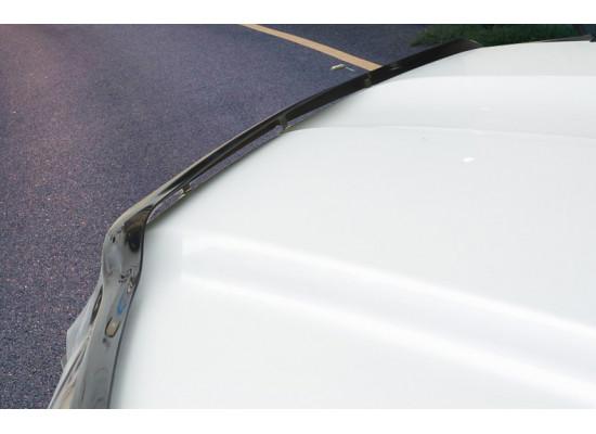 Дефлектор капота для Toyota Land Cruiser 200 2007-н.в. (фото)