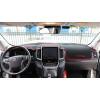 Коврики на приборную панель для Toyota Land Cruiser 200 2012-н.в. (фото)