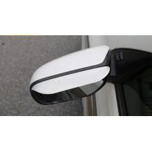 Козырьки на зеркала для Toyota Land Cruiser 200 2007-н.в. (фото)