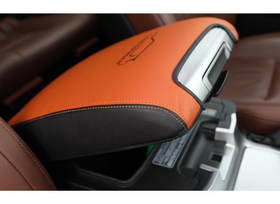 Накидка на подлокотник для Toyota Land Cruiser 200 2007-н.в. (фото)