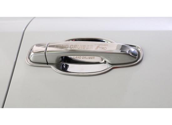 Накладки на ручки дверей для Toyota Land Cruiser 200 Рестайлинг 2 2015-н.в.