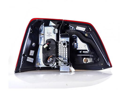 Задние фонари для Toyota Land Cruiser 200 2007-15 в стиле Лексус LX570 (фото)