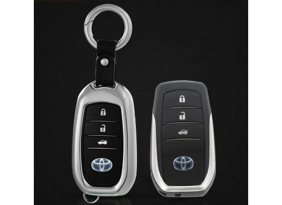 Чехол для ключей для Toyota Land Cruiser Prado 2009-по н.в. (фото)