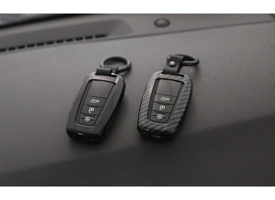 Чехол для ключей для Toyota Land Cruiser Prado 2017-по н.в. (фото)