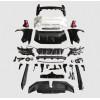 Комплект для переделки Toyota Land Cruiser Prado 2009-2017 под последний Toyota Land Cruiser Prado 2017-по н.в. Рестайлинг 2 (фото)