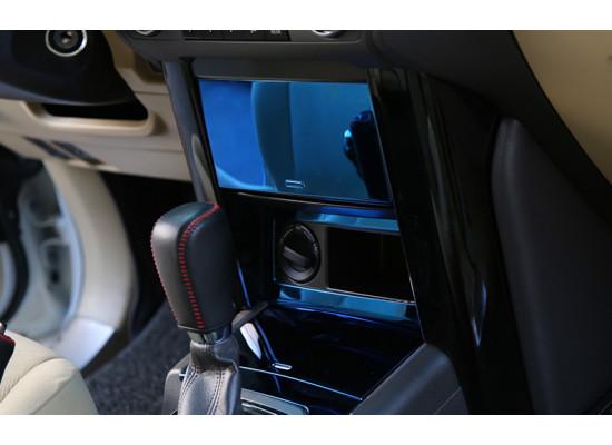 Накладки на центральную панель управления для Toyota Land Cruiser Prado 2009-17 (фото)