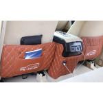 Кожаные защитные накладки на спинки передних сидений для Toyota Land Cruiser Prado 2009-н.в.