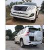 Обвес для Toyota Land Cruiser Prado 150 2013-17 Рестайлинг 1 Вариант 2 (фото)