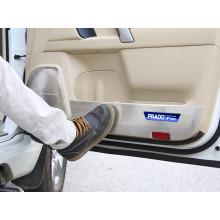 Защитные накладки на двери для Toyota Land Cruiser Prado 2009-по н.в (фото)