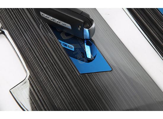 Защитные накладки на двери для Toyota Land Cruiser Prado 2009-по н.в