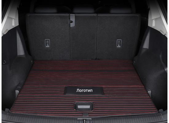 Кожаная обивка багажника для Jeep Commander 2005-2010