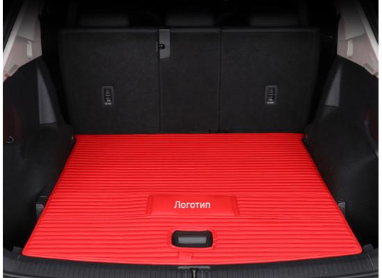 Кожаная обивка багажника для Acura MDX 2 Дорестайлинг и Рестайлинг 2006-2013
