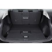 Кожаная обивка багажника для Citroen C4 2 2010-2016
