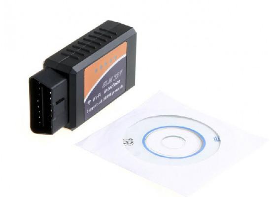 Диагностический сканер ELM327 WiFi